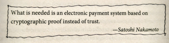 satoshi nakamoto bitcoin quote
